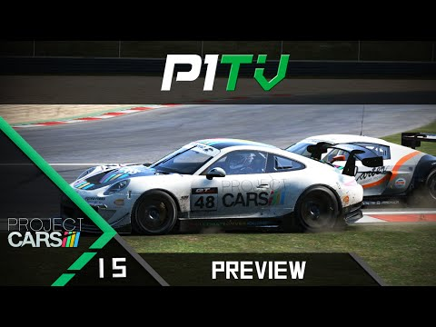 Project CARS Preview #15 | Multiplayer, Nürburgring, Azure Coast [TX] [PC] [60 FPS] [Build 959]