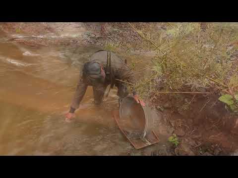 Сделано в Кузбассе HD: Разработка рассыпного золота