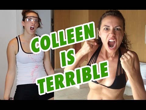 Colleen is TERRIBLE