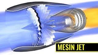 Bagaimana cara kerja Mesin Jet?