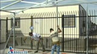 Easy to Install Steel Buildings-Absolute Steel YouTube Videos