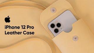 아이폰12 프로 동글동글 가죽 케이스 만들기  | Fr…