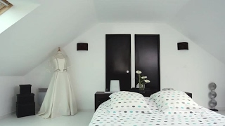 видео Одноэтажные дома с мансардой: расширяем жилое пространство