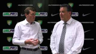 2013 USL PRO Playoffs Preview -- Harrisburg vs. Charlotte