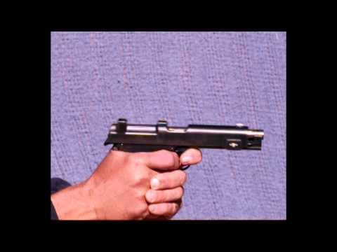 Slow Motion: M1912 Steyr Hahn