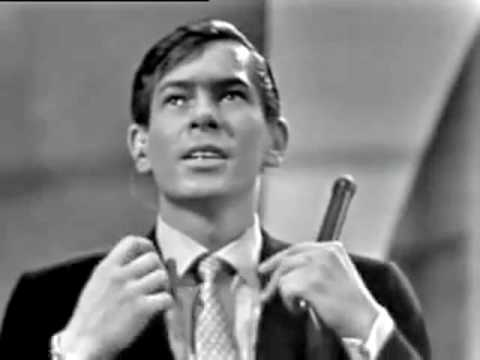 Johnnie Ray - Just A Walkin  In The Rain (Live In Holland, 1958)