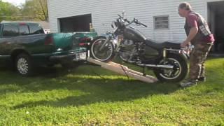 Motorcycle Tow Truck - Westcoast Garage