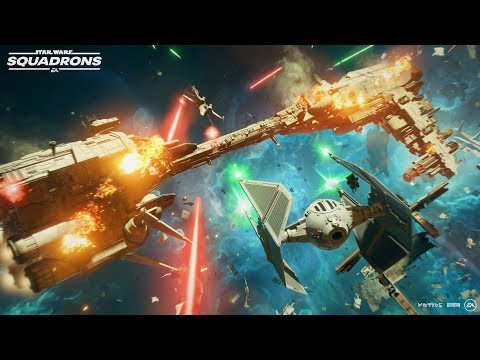 A Game Of Fleet Battles | Star Wars Squadrons |