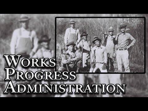 Works Progress Administration (WPA) - Bill O'Neal