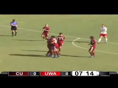 MSOC: Cumberland, 1 West Alabama, 0 FINAL (Highlights)
