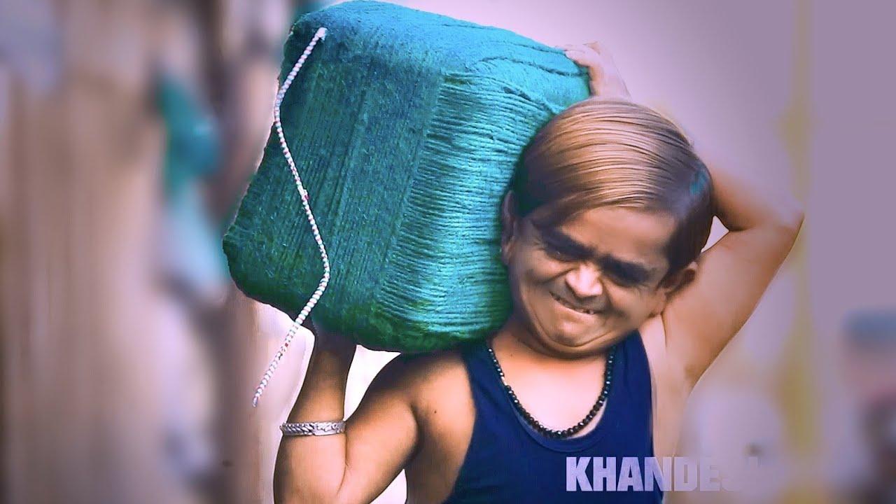 CHOTU DADA ka BADA BOMB | छोटू दादा का बड़ा बम | SUTLI BAM Khandesh Hindi Comedy | Chotu Comedy Video