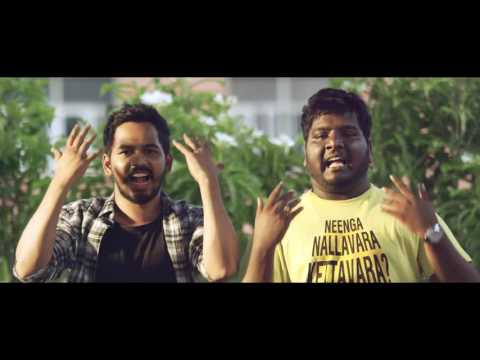 Sait Ji Promo Video   Meesaya Murukku   Hiphop Tamizha     Hd720 Video