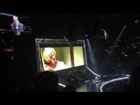 Candle in the Wind - Elton John - Boston Nov. 6, 2018