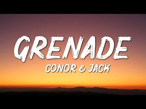 GOAT - Grenade / Jack & Conor Maynard [Lyrics]