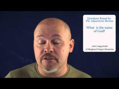 The Adustment Bureau - God's N...