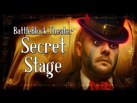 BattleBlock Theater Music: Secret Stage (+DOWNLOAD)