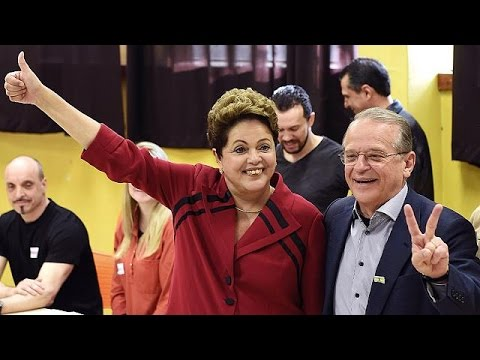 Brazil presidential hopefuls cast their votes in 'unpredictable' election