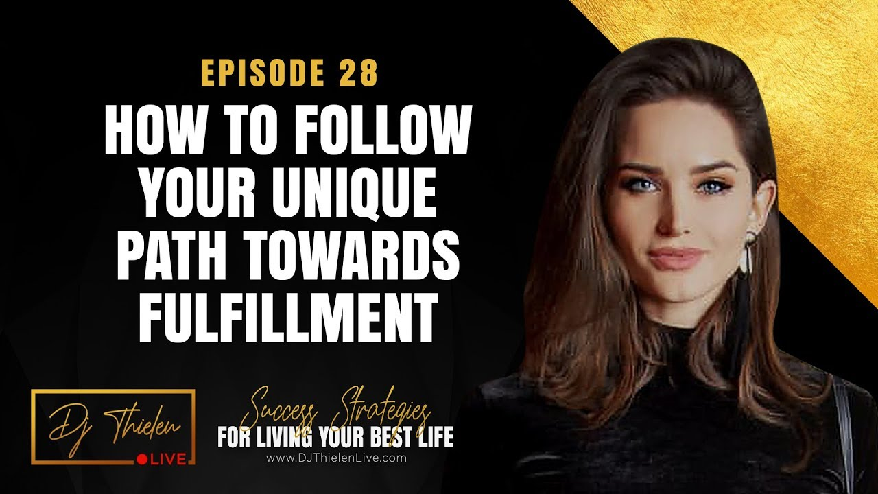 How to Follow Your Unique Path To FulFillment with Anna Smith