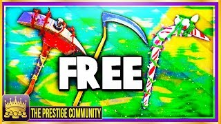 How To Get The 3 RAREST Pickaxes For FREE!.... (Fortnite Exploits, Glitches, Season 6 Info)