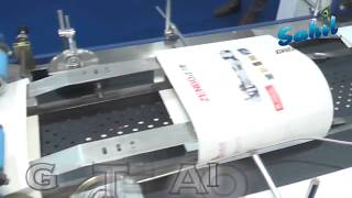Paper Shopping carry bag making machine | check Description to CALL/Contact Us