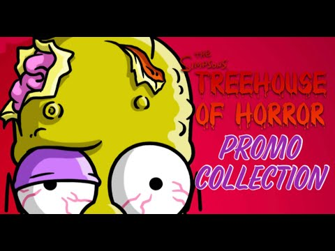 Treehouse of Horror Promo Collection (Updated 2020 Version) from YouTube · Duration:  15 minutes 12 seconds
