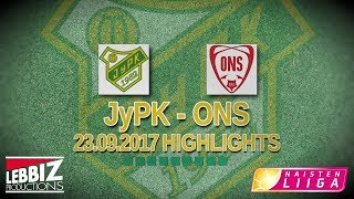 JyPK - ONS 23.9.2017 Highlights!