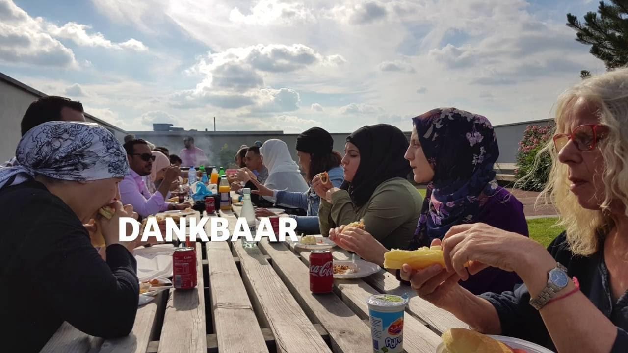 Barbecue Restaurant Rotterdam.Bbq Nida Familie Dakpark Rotterdam West Youtube