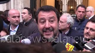 """Arata, Salvini: """"Non conoscevo le sue attività"""""""