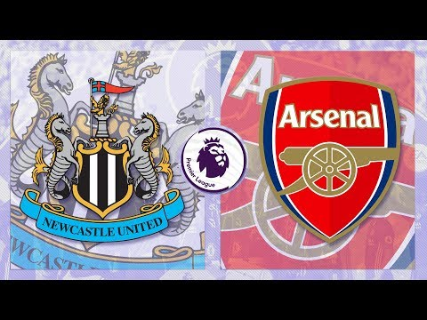 Match day live 2017/18 // newcastle united v arsenal - premier league