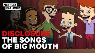 Big Mouth: Disclosure - The Musical (Full Song) Season 3 | Netflix Is A Joke