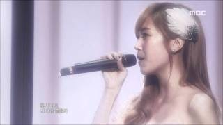 Jessica & Onew - One Year Later, 제시카 & 온유 - 1년 후, Music Core 20090829