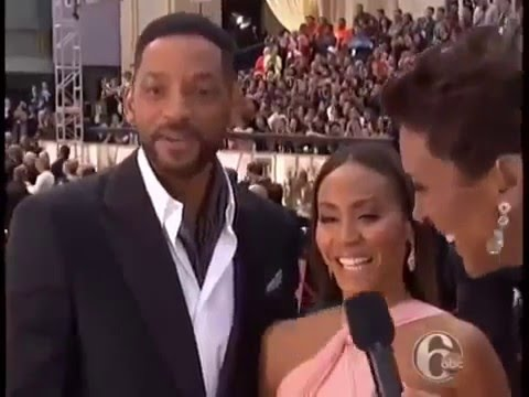 Will Smith recognizes cameraman from Fresh Prince