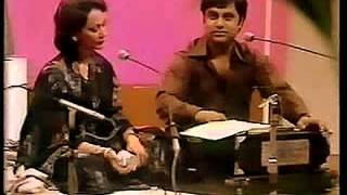 HUM TO HAIN PARDES MEIN BY JAGJIT & CHITRA SINGH ALBUM LIVE AT ROYAL ALBERT HALL BY IFTIKHAR SULTAN