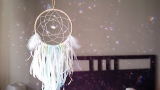 Pastel Dreamcatcher ♥ DIY