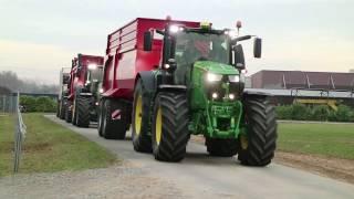 New John Deere 6R tractors launch