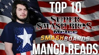 Best of Smash - Top 10 Mang0 Reads