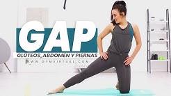 DIRECTO - GLÚTEOS, ABDOMEN Y PIERNAS - RUTINA COMPLETA DE GAP