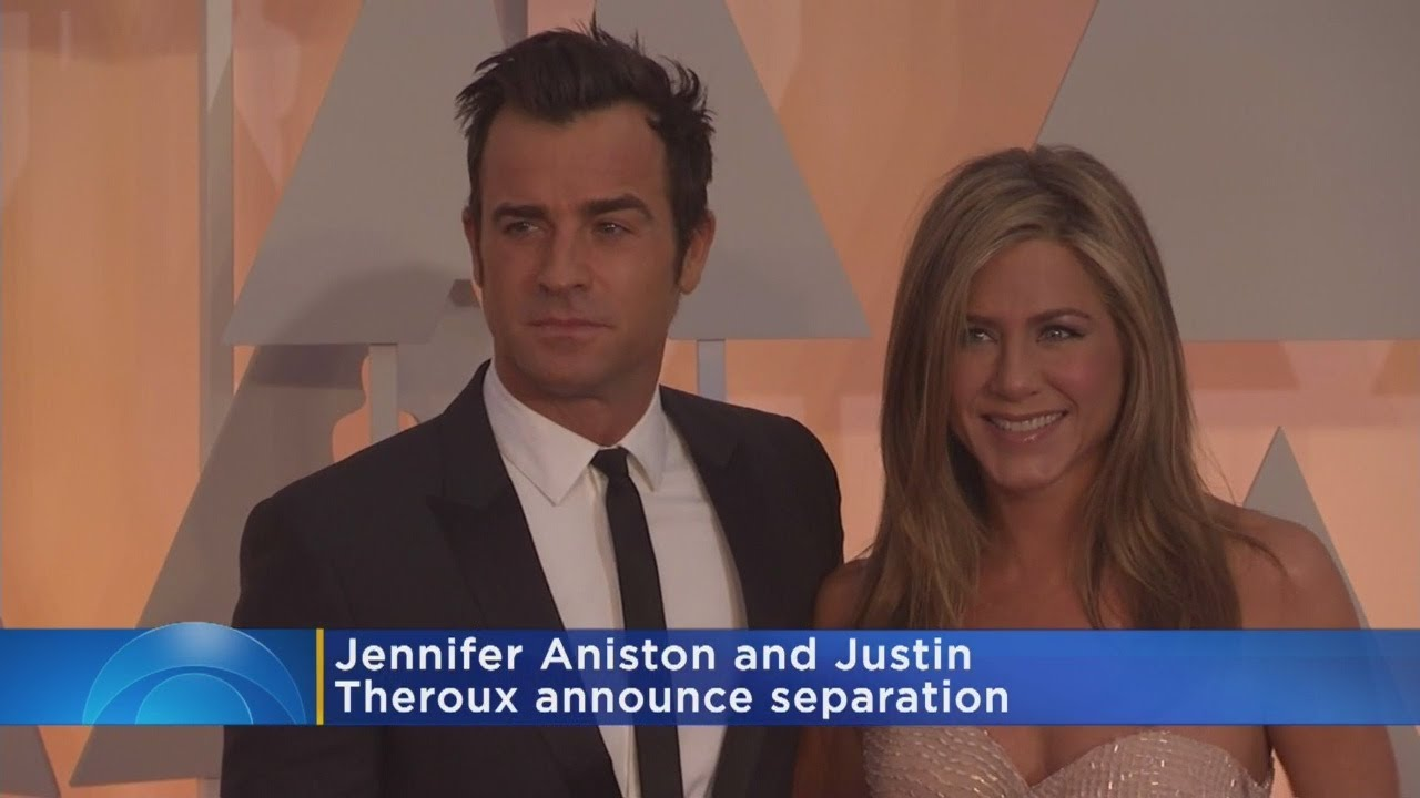 Jennifer Aniston & Justin Theroux Announce Separation