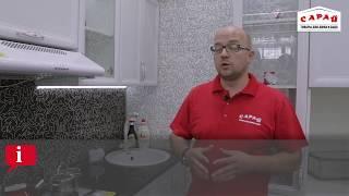 видео Мойка для кухни из искусственного камня: как выбрать, обзор, фото