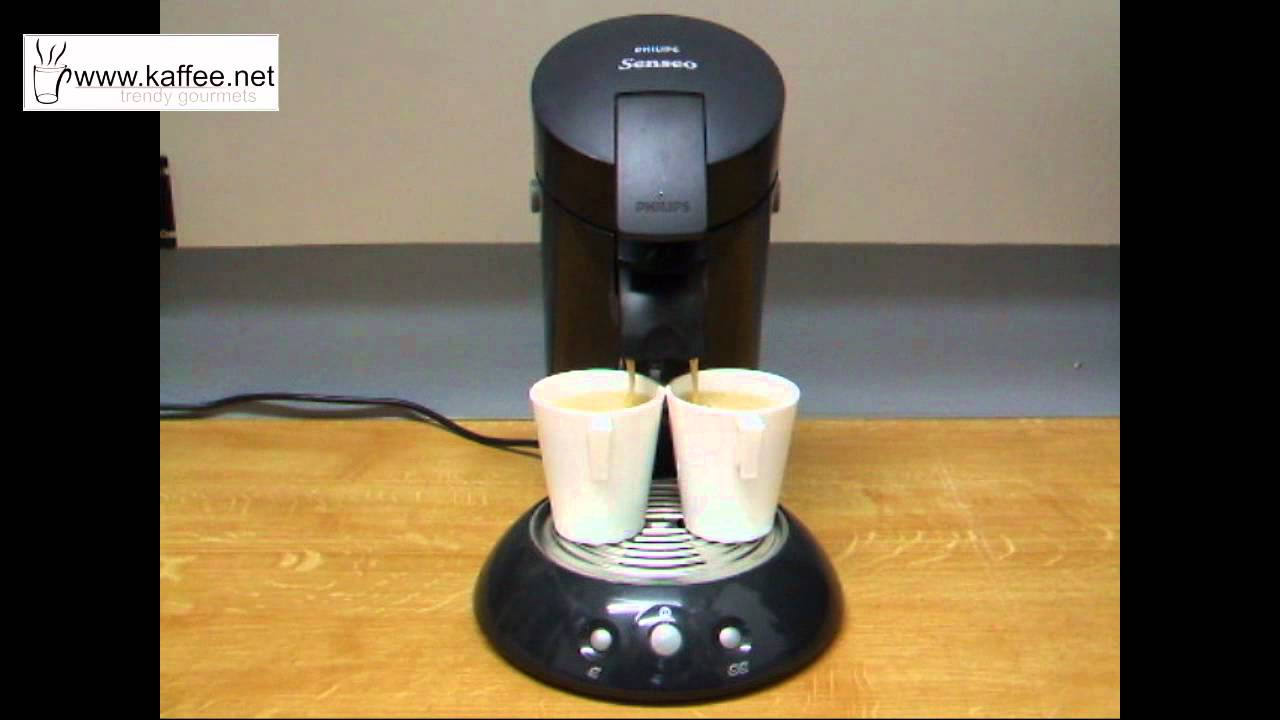passende Tassen für Senseo Kaffeepadmaschinen - YouTube | {Kaffeepadmaschinen 40}
