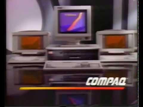 Compaq ad 1988