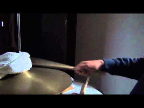 training. crazy balhead - Carlton Barrett's hi-hat ? pt 2