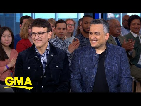 Anthony And Joe Russo Discuss Epic Response To 'Avengers: Endgame'