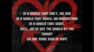 Stick To Your Guns Some Kind of Hope Lyric Video