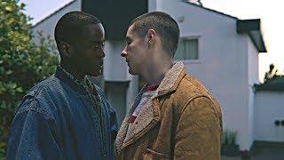 Sex Education - Adam & Eric Gay Kiss Scene (2x04)