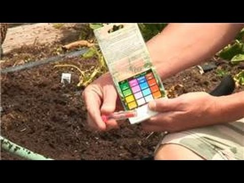 Preparing Your Garden : Methods For Testing Soil PH   YouTube