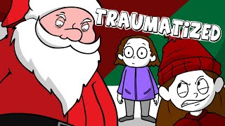 Download Santa Claus RUINED my little sister's Christmas! (ft. coolman coffeedan) Mp3 and Videos