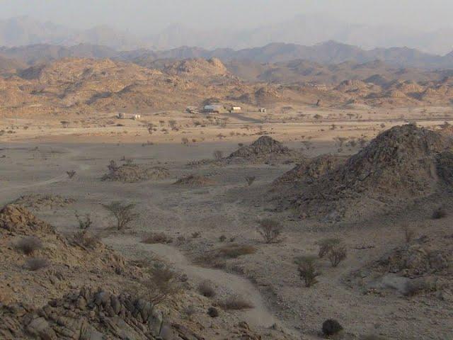 The Story of Al Baydha:  A Regenerative Agriculture in the Saudi Desert.  قصة مشروع البيضاء