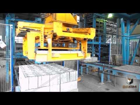 Завод ''ВАЯМ'' - Вибропрессованные стеновые блоки / кирпичи Евро
