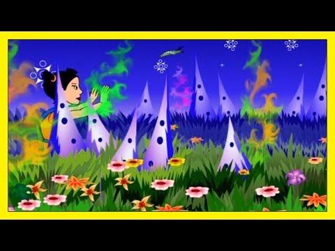 Thakurmar Jhuli   Juju Buri   Thakumar Jhuli Cartoon   Bengali Stories For Children